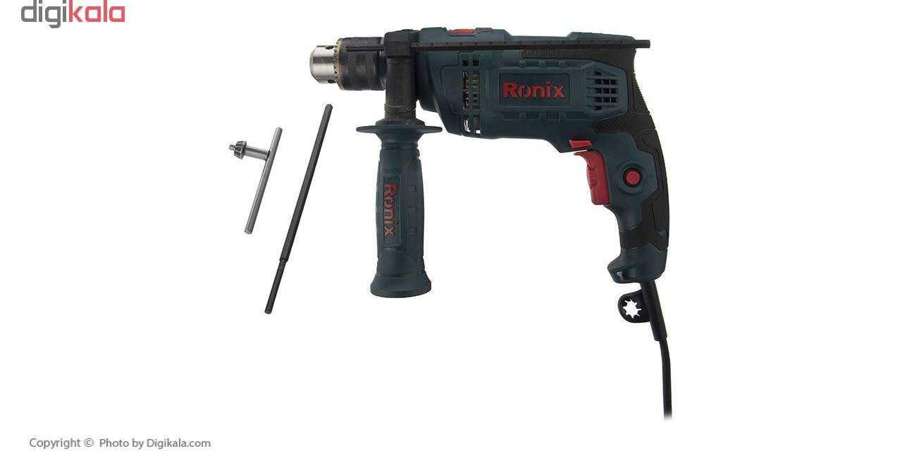 دریل چکشی رونیکس ۲۲۱۴ – مناسب امور خانگی و نیمه صنعتی