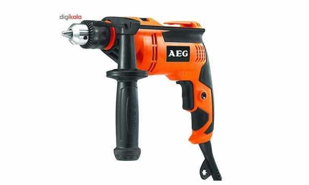 دریل چکشی AEG SBE 500 R، آلمانی با کیفیت و با دوام، مناسب برای امور خانگی!