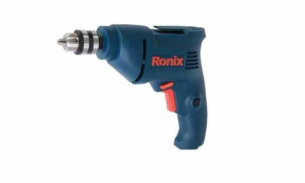 دریل ساده رونیکس Ronix 2106، جمع و جور و آسان برای استفاده همگان!