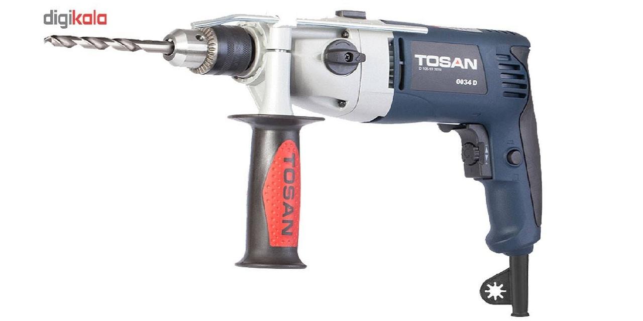 دریل چکشی توسن Tosan 0034D، پر قدرت و یکه تاز برای کارگاه!